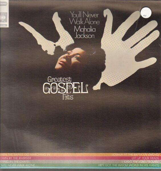 mahalia jackson you'll never walk alone - greatest gospel hits
