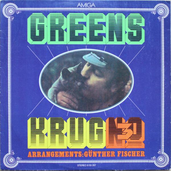 #<Artist:0x00007ff1c721a000> - No. 3: Greens