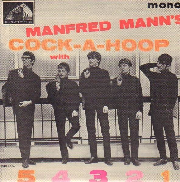 #<Artist:0x00007f64ffbe2718> - Manfred Mann's Cock-A-Hoop With 5 4 3 2 1