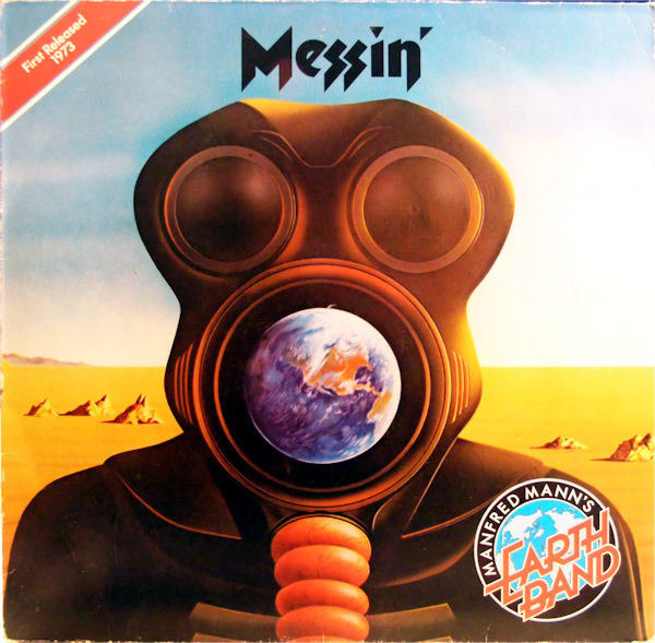 MANFRED MANN'S EARTH BAND - Messin' - LP