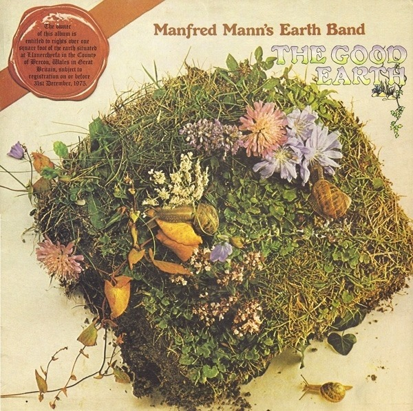 MANFRED MANN'S EARTH BAND - The Good Earth - LP