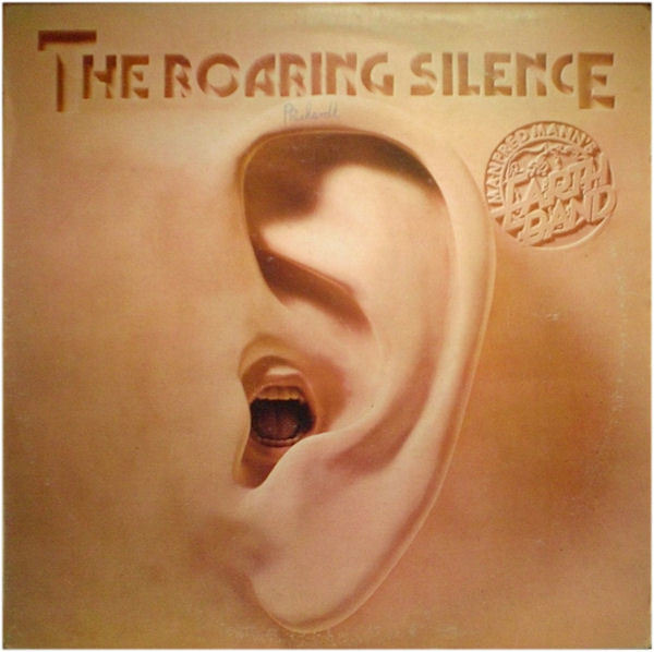 MANFRED MANN'S EARTH BAND - The Roaring Silence - LP