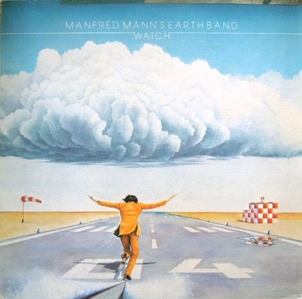 MANFRED MANN'S EARTH BAND - Watch - LP