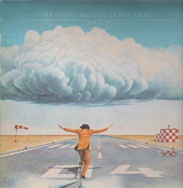 manfred mann's earth band watch (textured cover)