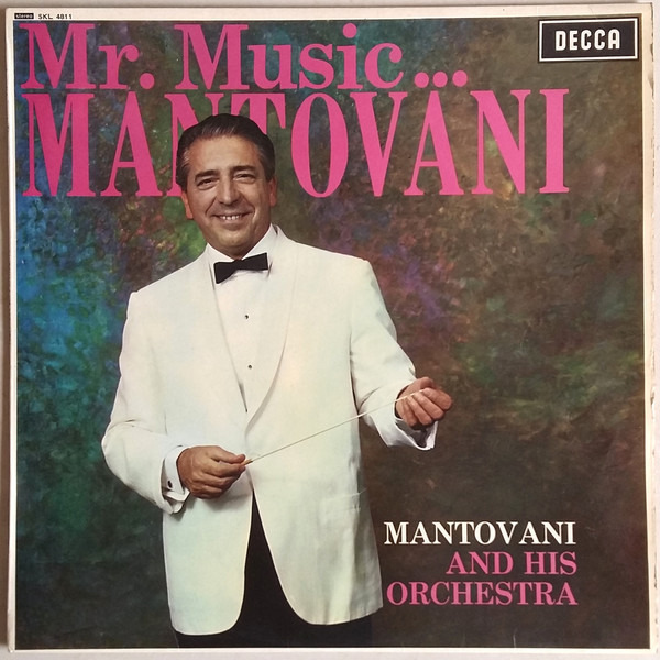 #<Artist:0x00007fea7ae4e370> - Mr. Music...Mantovani