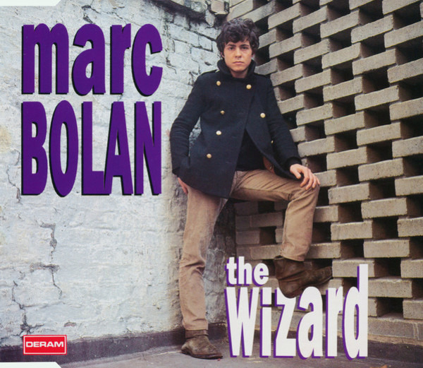 MARC BOLAN - The Wizard - CD