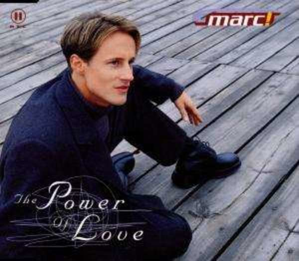 MARC! - The Power Of Love - CD single