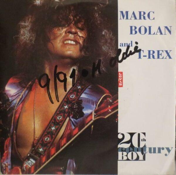 Marc Bolan, 930 Vinyl Records & CDs Found On CDandLP
