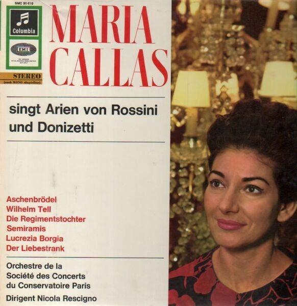 #<Artist:0x007f27741c3138> - Canta Rossini e Doneztti