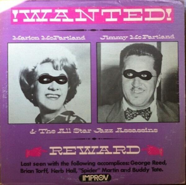 MARIAN MCPARTLAND , JIMMY MCPARTLAND & THE ALL STA - !Wanted! - 33T
