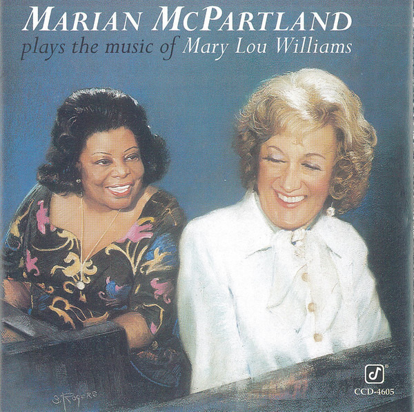 #<Artist:0x00007fd90241bc38> - Plays the Music of Mary Lou Williams