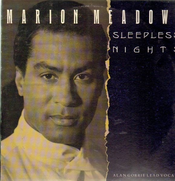 marion meadows wife photo