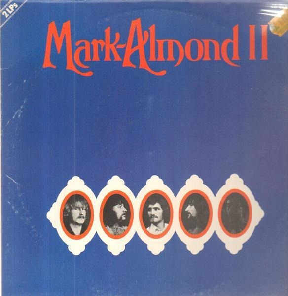 mark-almond mark-almond ii/mark-almond 73 (gatefold)