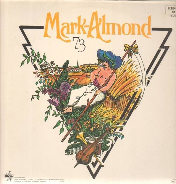 Mark-Almond Mark-Almond II/Mark-Almond 73 (GATEFOLD)