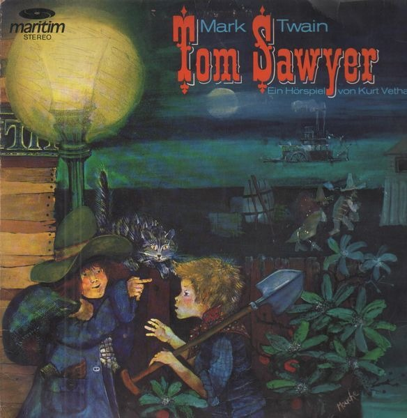 romanticism in mark twains tom sawyer Thankfully, mark twain's glorious low-minded western voice broke through on occasion the adventures of tom sawyer was published in 1876, and soon thereafter he began writing a sequel, adventures of huckleberry finn.