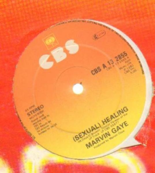 Marvin Gaye (sexual) healing (club mix)