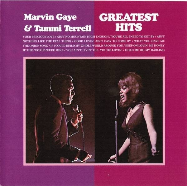 Marvin Gaye & Tammi Terrell Greatest Hits
