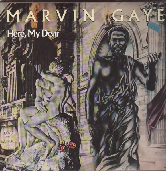 Marvin Gaye Here, My Dear
