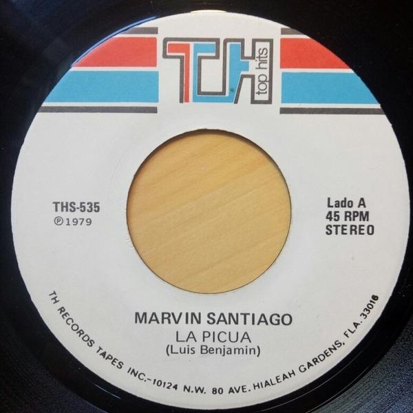 Marvin Santiago La Picua / Sonero