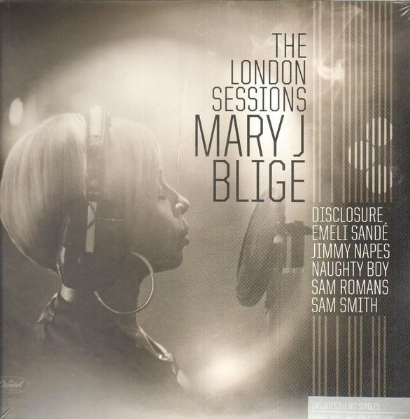 #<Artist:0x007f98443381d0> - The London Sessions