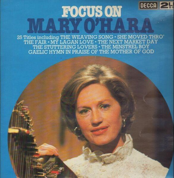 #<Artist:0x00007fcea7c64530> - Focus On Mary O'Hara