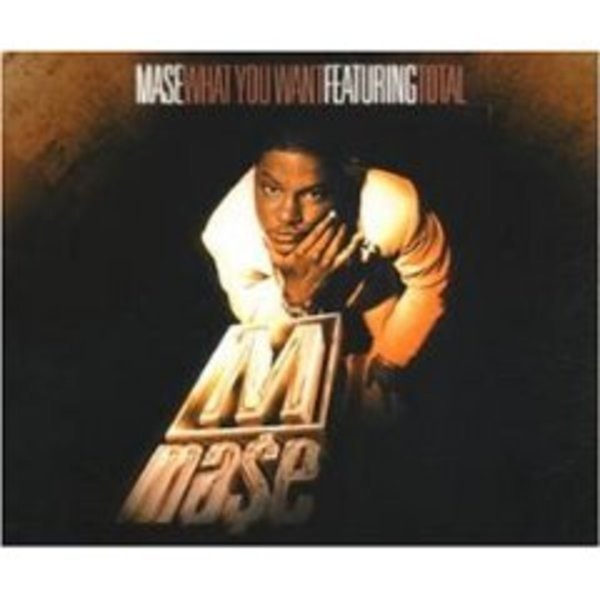 MASE - What You Want - CD Maxi