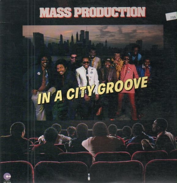 Mass Production In A City Groove
