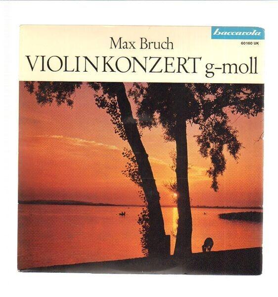 #<Artist:0x007f1ec64141c8> - Konzert für Violine und Orchester g-moll op. 26