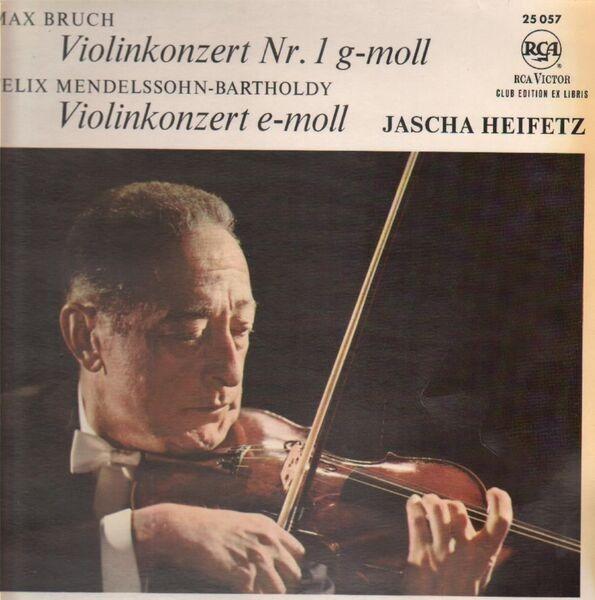 #<Artist:0x007f14ab4afda0> - Violinkonzert Nr.1 G-Moll,  E-Moll