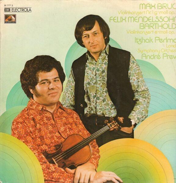 #<Artist:0x007f1ec062ba48> - Violinkonzert E-Moll Op.64 / Violinkonzert Nr.1..