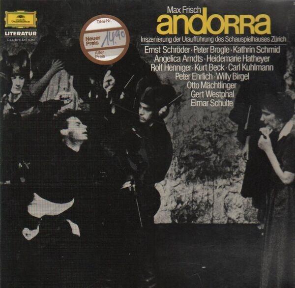 Andorra max frisch