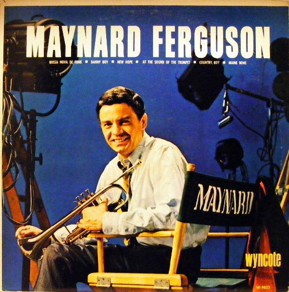 #<Artist:0x007f955d1ff7f8> - Maynard Ferguson