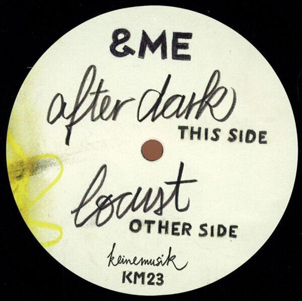 &ME - After Dark - 12 inch x 1