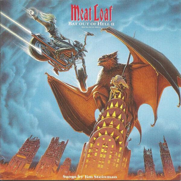 #<Artist:0x007f276ad5a3e8> - Bat Out of Hell II: Back into Hell