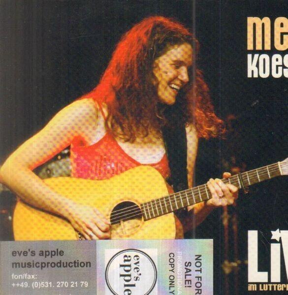 MEIKE KOESTER - Live im Lutterbeker 2008 (DIGIPAK) - DVD