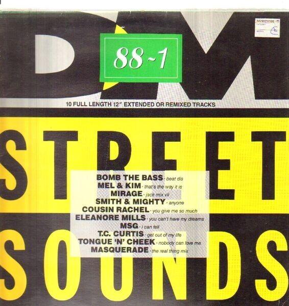 #<Artist:0x00007f651ff77a20> - Street Sounds 88-1