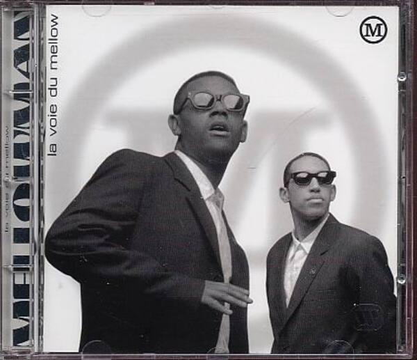 MELLOWMAN - La Voie Du Mellow - CD single