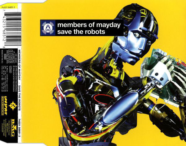#<Artist:0x0000000006e697a8> - Save The Robots