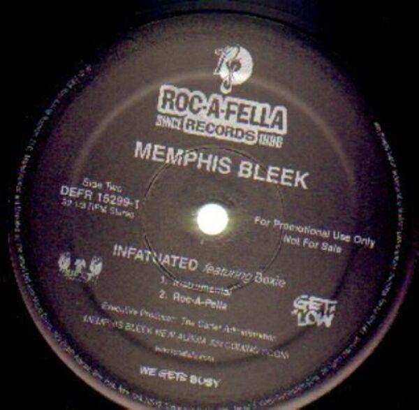 Memphis Bleek Infatuated