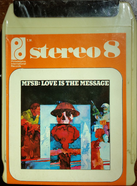 #<Artist:0x00007fd9006e15f0> - Love Is the Message
