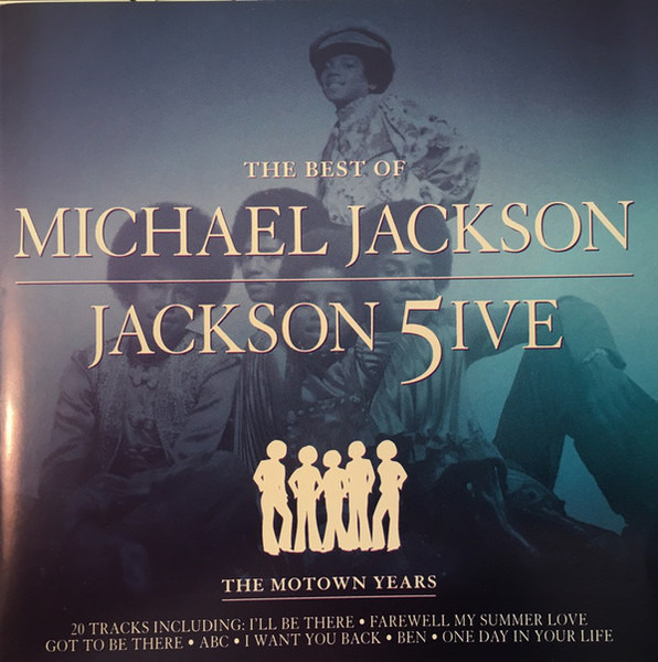 Michael Jackson The Best Of Michael Jackson & Jackson 5ive