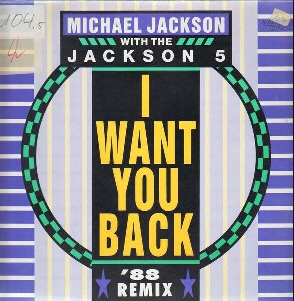 #<Artist:0x007f1ec54a57c8> - I Want You Back - '88 Remix