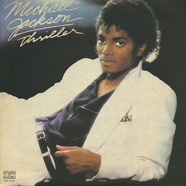 #<Artist:0x007f109da6e320> - Thriller