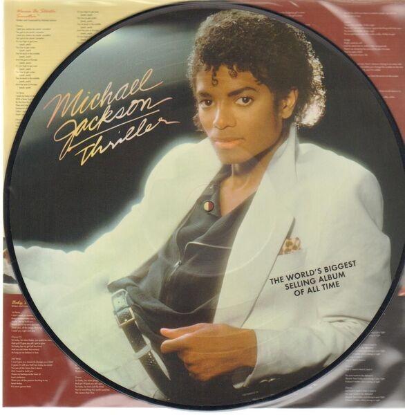 #<Artist:0x007fac2fcc4790> - Thriller