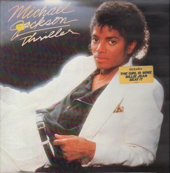 #<Artist:0x00007fcea76bbf20> - Thriller