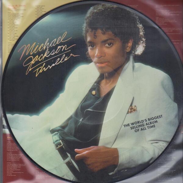 #<Artist:0x00007fd9036f4670> - Thriller