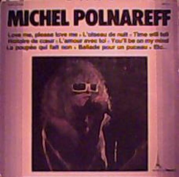 MICHEL POLNAREFF - Michel Polnareff - 33T