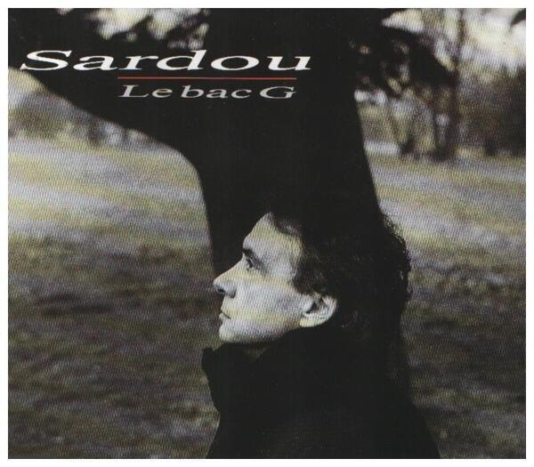 MICHEL SARDOU - Le Bac G - CD single