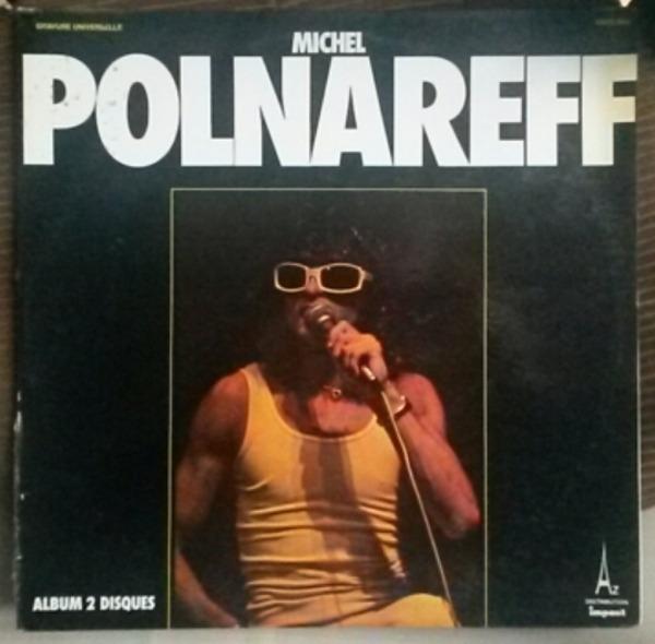 MICHEL POLNAREFF - Untitled (GATEFOLD) - 33T x 2
