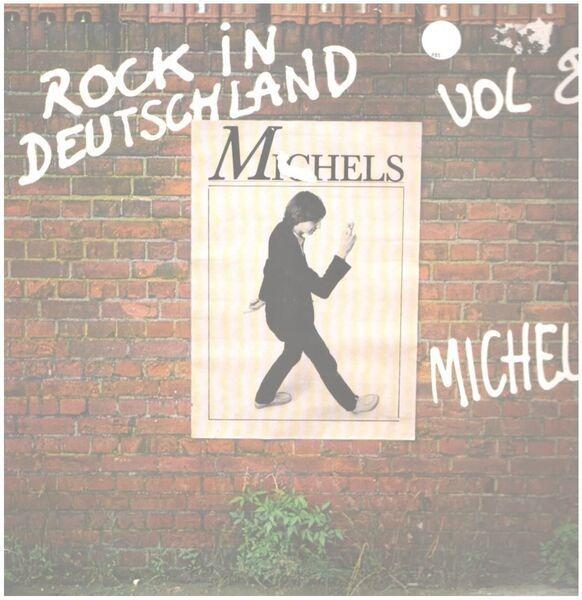 MICHELS, WOLFGANG MICHELS - Rock In Deutschland Vol 8 - LP
